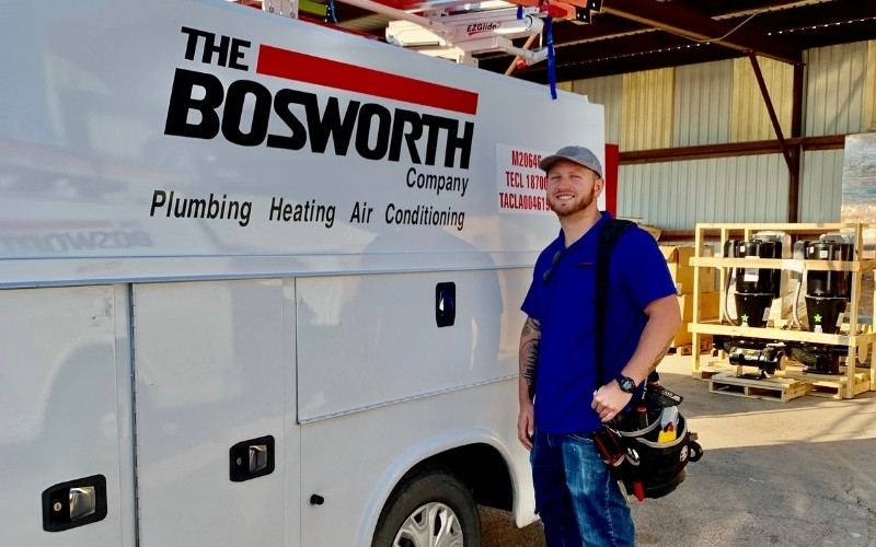 Bosworth HVAC Maintenance Technician